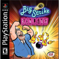 Big Strike Bowling PlayStation For PlayStation 1 PS1 With Manual and - EE716444