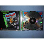 Destruction Derby 2 For PlayStation 1 PS1 Racing With Manual and Case - EE595262