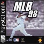 MLB '98 PlayStation For PlayStation 1 PS1 Baseball With Manual and - EE716487