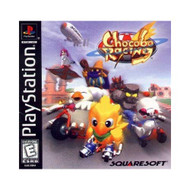 Chocobo Racing For PlayStation 1 PS1 With Manual and Case - EE716494