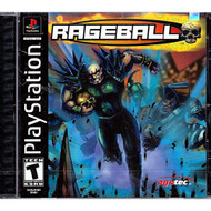 Rageball For PlayStation 1 PS1 With Manual and Case - EE716495