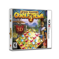 Cradle Of Rome 2 Nintendo For 3DS Puzzle - EE606017