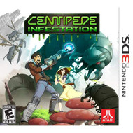 Centipede: Infestation Nintendo For 3DS Arcade With Manual and Case - EE716532