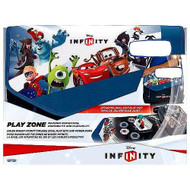 Disney Infinity Exclusive Play Zone Carry Case Figure Blue Travel - EE716547