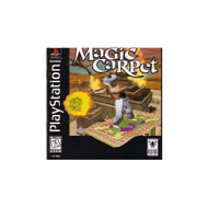 Magic Carpet PlayStation For PlayStation 1 PS1 - EE716565