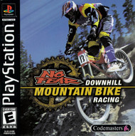 No Fear Downhill Mountain Biking For PlayStation 1 PS1 - EE716567