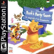Pooh's Party Games: In Search Of The Treasure For PlayStation 1 PS1 - EE716570