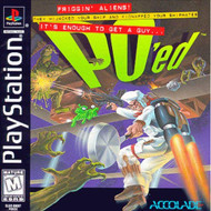 Po'ed PlayStation For PlayStation 1 PS1 Shooter - EE716572