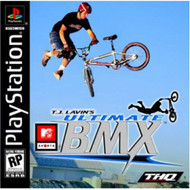 MTV Sports: Tj Lavin's Ultimate BMX PlayStation For PlayStation 1 PS1 - EE716582