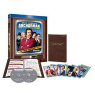 Anchorman: The Legend Of Ron Burgundy Unrated Rich Mahogany Edition - EE716587
