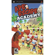 Ape Escape Academy Sony For PSP UMD With Manual and Case - EE716588