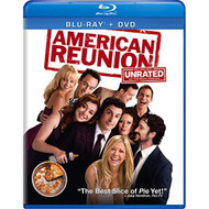 American Reunion Blu-Ray On Blu-Ray With Jason Biggs - EE716589