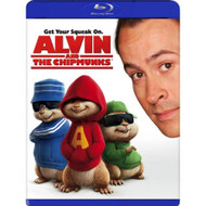 Alvin And The Chipmunks Blu-Ray On Blu-Ray With Jason Lee - EE716592