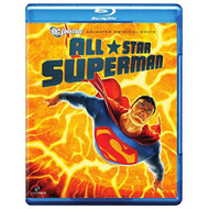 All-Star Superman Blu-Ray On Blu-Ray With James Denton - EE716593