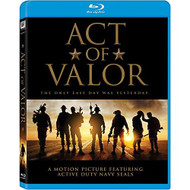 Act Of Valor Blu-Ray On Blu-Ray With Nestor Serrano - EE716598