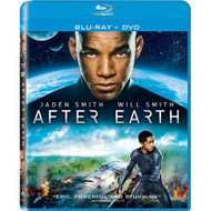 After Earth Blu-Ray DVD Digital HD With Ultra Violet On Blu-Ray With - EE716594