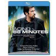 88 Minutes Bd Live Blu-Ray On Blu-Ray With Amy Brenneman - EE716604