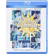500 Days Of Summer Blu-Ray On Blu-Ray With Joseph Gordon-Levitt - EE716603