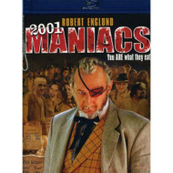 2001 Maniacs Blu-Ray Digital HD On Blu-Ray With Bill Moseley - EE716601