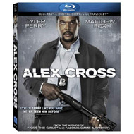 Alex Cross Ultraviolet On Blu-Ray With Tyler Perry - EE716618