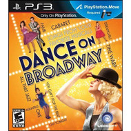 Dance On Broadway For PlayStation 3 PS3 Music - EE716619