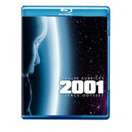 2001: A Space Odyssey Blu-Ray On Blu-Ray With Keir Dullea - EE716623