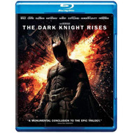 The Dark Knight Rises Blu-Ray On Blu-Ray With Christian Bale - EE716626