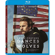Dances With Wolves 25th Anniversary On Blu-Ray With Kevin Costner - EE716627