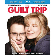 The Guilt Trip Two-Disc Blu-Ray/dvd Combo On Blu-Ray With Barbra - EE716638