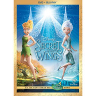 Secret Of The Wings Two-Disc Blu-Ray/dvd Combo On Blu-Ray 2 Disney - EE716633