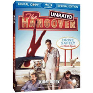 The Hangover Unrated Edition Blu-Ray On Blu-Ray With Bradley Cooper - EE716659