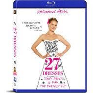 27 Dresses On Blu-Ray With Katherine Heigl Comedy - EE716660