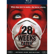 28 Weeks Later Blu-Ray On Blu-Ray With Jeremy Renner Horror - EE716661
