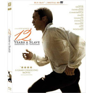 12 Years A Slave Blu-Ray On Blu-Ray With Chiwetel Ejiofor Drama - EE716665