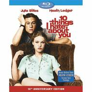 10 Things I Hate About You 10th Anniversary Edition Blu-Ray On Blu-Ray - EE716667