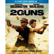 2 Guns Blu-Ray On Blu-Ray With Denzel Washington - EE716668