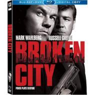 Broken City Blu-Ray With Mark Wahlberg - EE716677