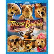 Treasure Buddies Two-Disc Blu-Ray/dvd Combo On Blu-Ray With - EE716692