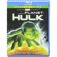 Planet Hulk Blu-Ray On Blu-Ray - EE716706
