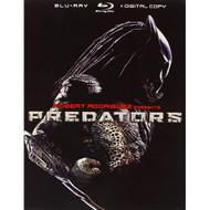 Predators On Blu-Ray With Adrien Brody - EE716707