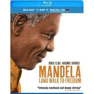 Mandela: Long Walk To Freedom Blu-Ray/dvd/uv On Blu-Ray With Idris - EE716708