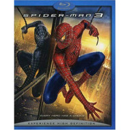 Spider-Man 3 Blu-Ray On Blu-Ray With Tobey Maguire - EE716747