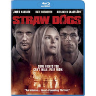 Straw Dogs Blu-Ray On Blu-Ray - EE716750