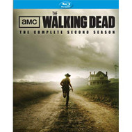 The Walking Dead: The Complete Second Season Blu-Ray On Blu-Ray With - EE716761