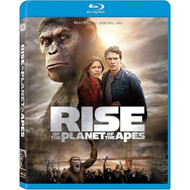 Rise Of The Planet Of The Apes Blu-Ray On Blu-Ray With Brian Cox - EE716791