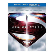 Man Of Steel Blu-Ray On Blu-Ray With Henry Cavill - EE716796