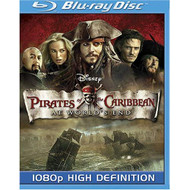Pirates Of The Caribbean: At World's End Blu-Ray On Blu-Ray With - EE716804