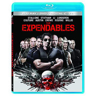 The Expendables Blu-Ray DVD On Blu-Ray With Sylvester Stallone - EE716845