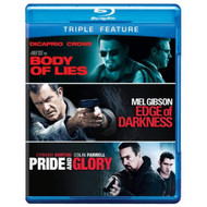 Body Of Lies / Edge Of Darkness / Pride And Glory Bd 3FE Blu-Ray On - EE716849