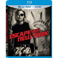 Escape From New York Two-Disc Blu-Ray/dvd Combo In Packaging On Blu - EE716859